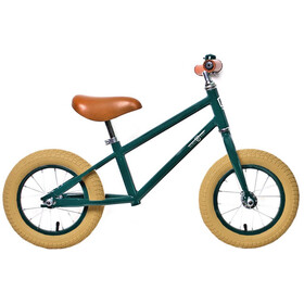 "Rebel Kidz Air Classic Balance Bike 12,5"" Kids, dark green"